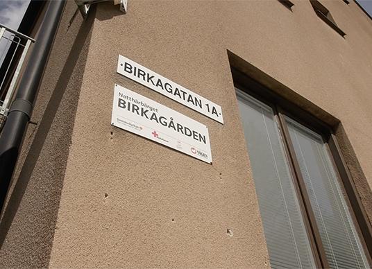 Birkagården